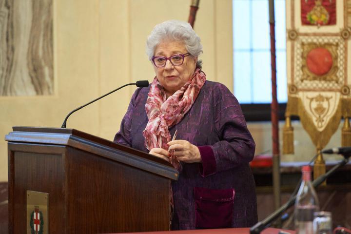 Livia Pomodoro, Presidente Emerito del Tribunale di Milano