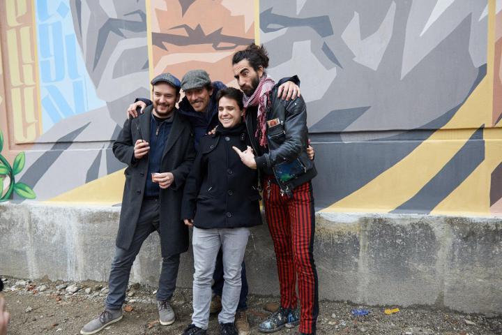 Pao, Orticanoodles e Ivan
