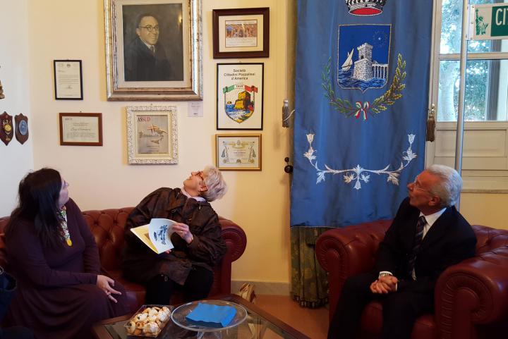 In buona compagnia con Giorgio La Pira, nativo di Pozzallo