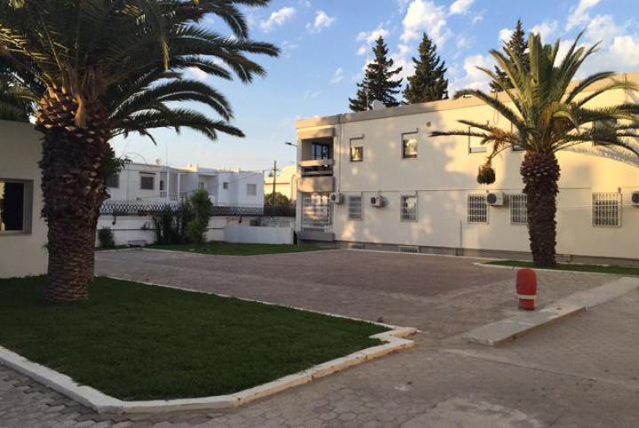 Il luogo dove sorgerà il Giardino dei Giusti a Tunisi