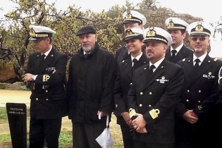 Pietro Kuciukian e la Guardia Costiera