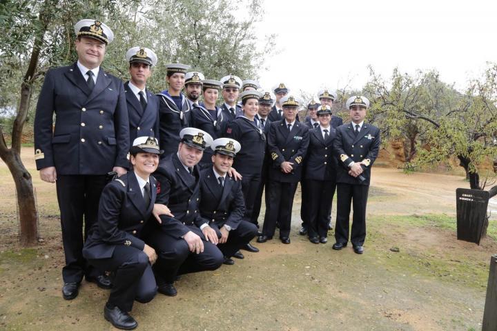 Donne e Uomini della Guardia Costiera