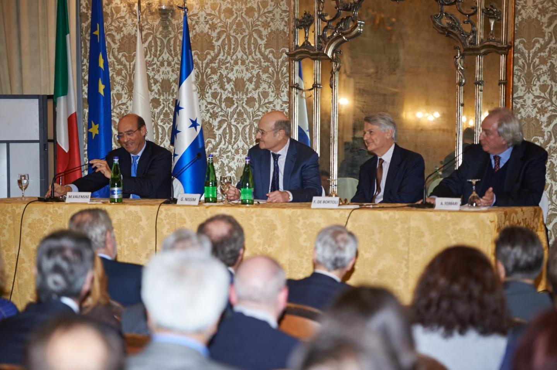 2015 - La Giornata europea dei Giusti davanti al corpo consolare di Milano e Lombardia