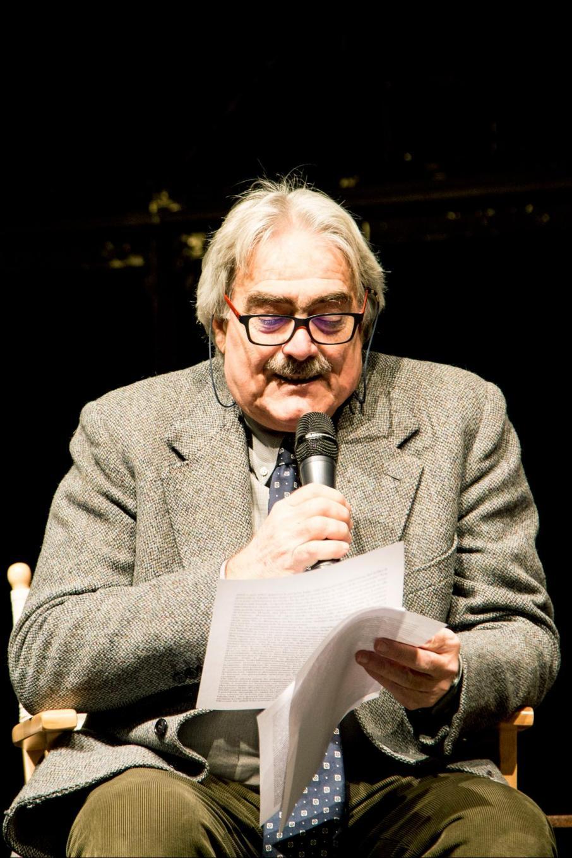 Marcello Flores, storico e docente dell'Università di Siena