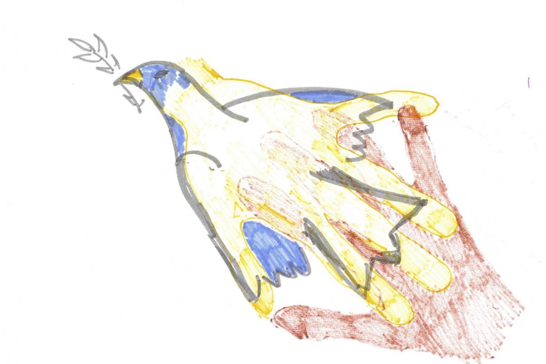 Un disegno per la solidarietà e la pace
