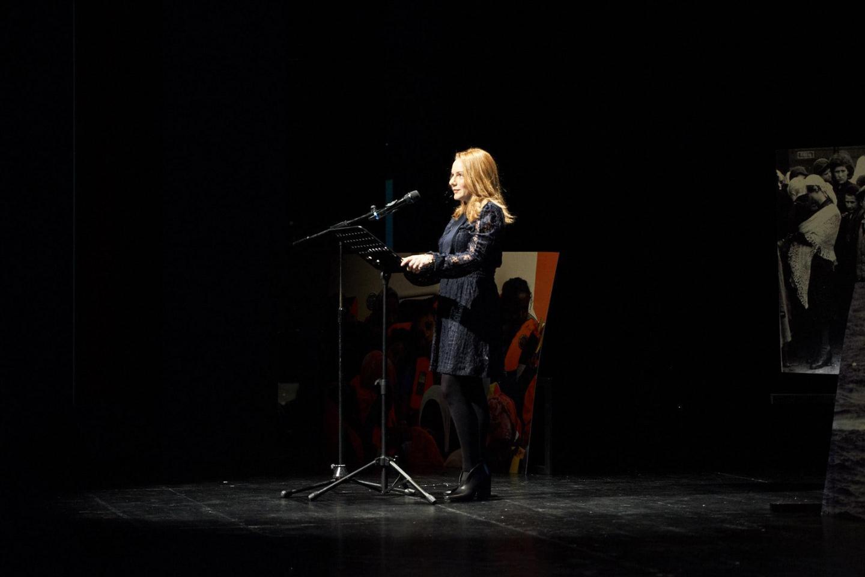Regina Catrambone, fondatrice del MOAS