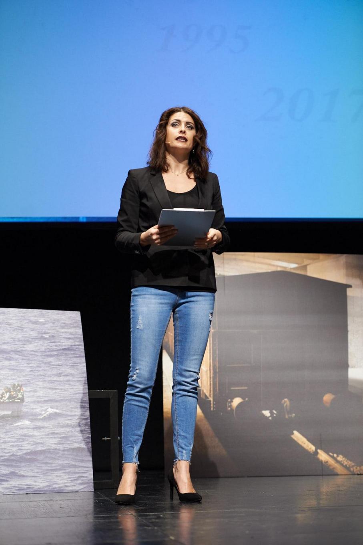 Alice Farella, presentatrice