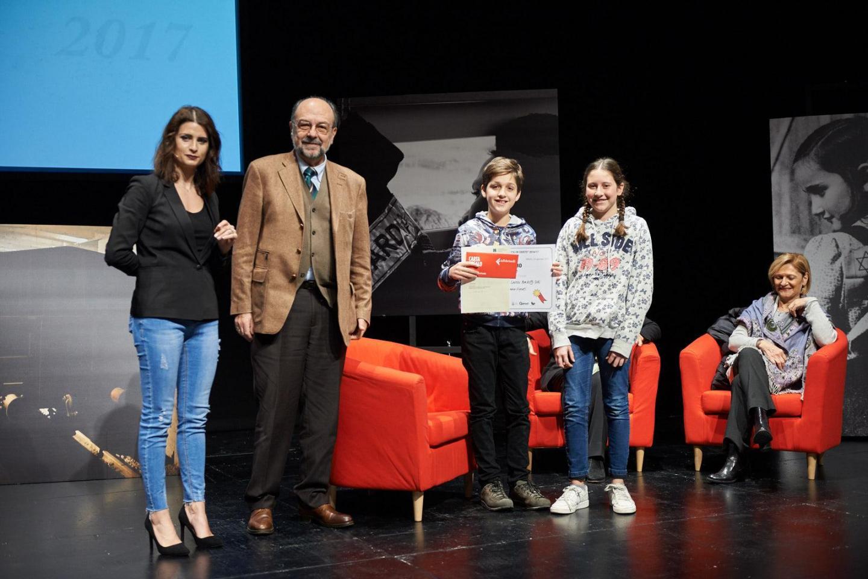 """3° premio alla 2B del IC """"G.B. Monteggia"""" di Laveno Mombello"""