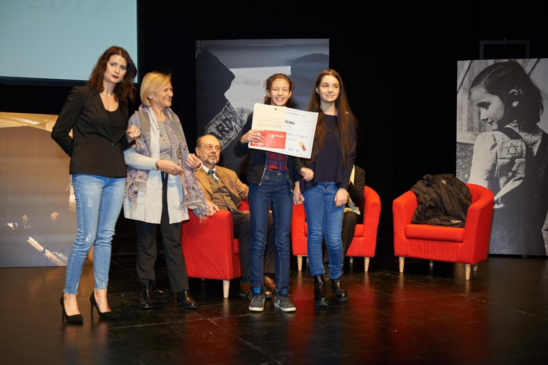 2° premio ex aequo, 3A S.M.S C. Colombo di Milano