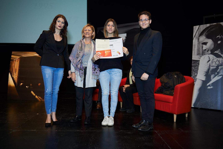 3° premio ex aequo, 5B e 5M Liceo Scientifico E. Fermi di Salò (BS)