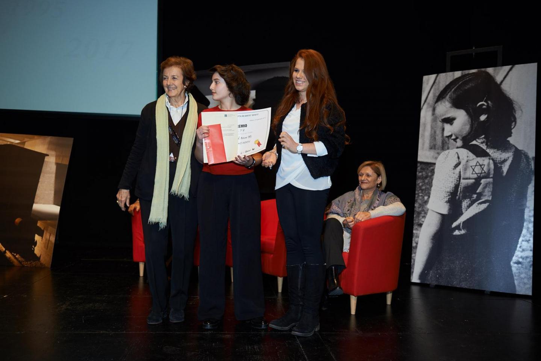 2° premio ex aequo, 3A Liceo Classico e Musicale B.Zucchi di Monza (MB)