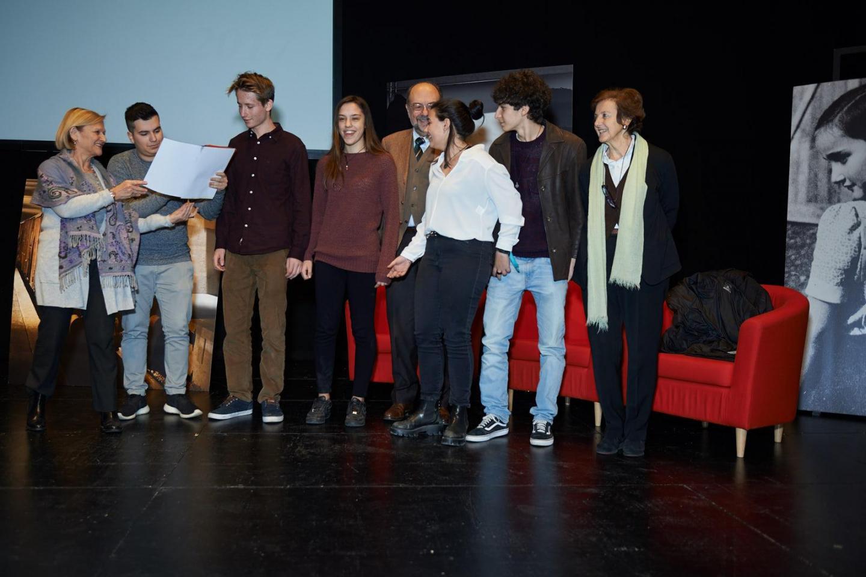 1° premio ex aequo, 3C Liceo Scientifico Statale E. Vittorini di Milano