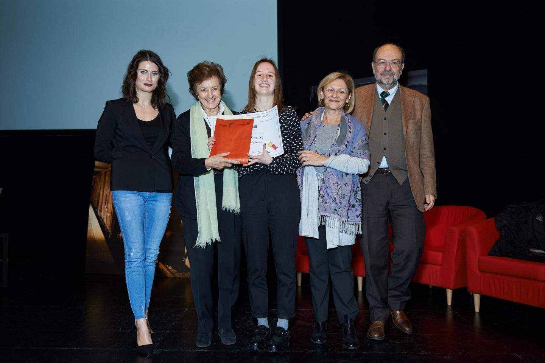1° premio ex aequo, 1C Liceo Classico e Musicale B.Zucchi di Monza (MB)