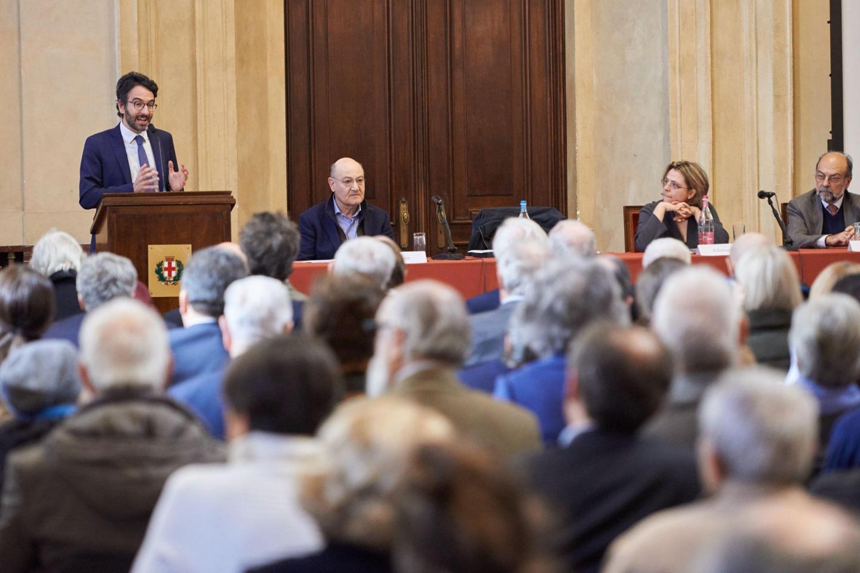 Lamberto Bertolé, presidente del Consiglio comunale di Milano