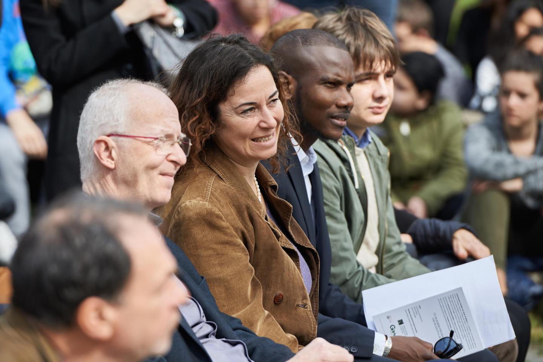 Riccardo Noury, Pinar Selek e Lassana Bathily
