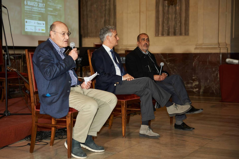 Gabriele Nissim, Hamadi ben Abdesslem e l'Ambasciatore d'Italia a Tunisi Raimondo De Cardona