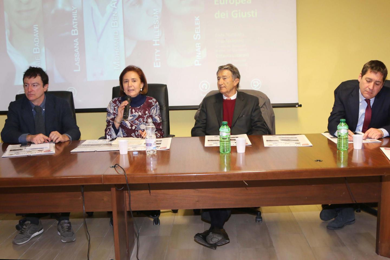 Benevento, organizzato e coordinato da Enza Nunziato al quale hanno partecipato il presidente dell'Ordine dei Giornalisti della Campania e l'Ambasciatore Emilio Barbarani