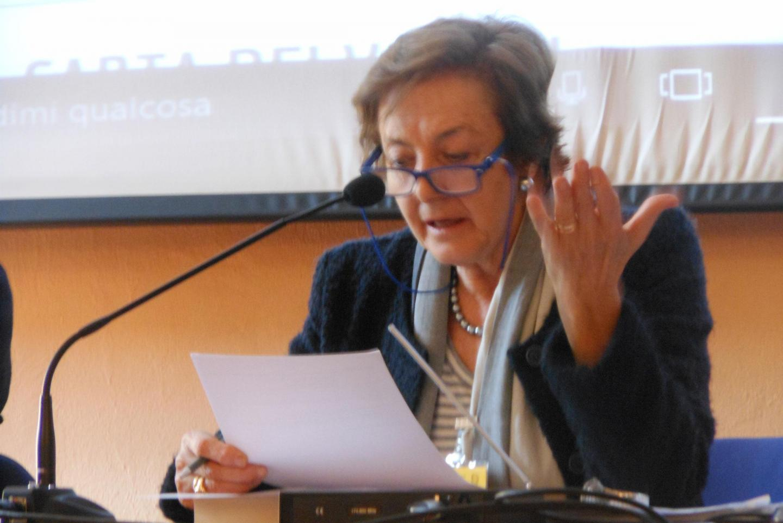 Anna Maria Samuelli, responsabile commissione didattica Gariwo