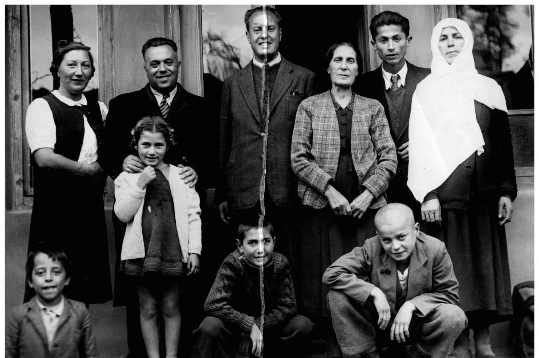La famiglia Kasapi, coloro che nascosero la famiglia Alteratz