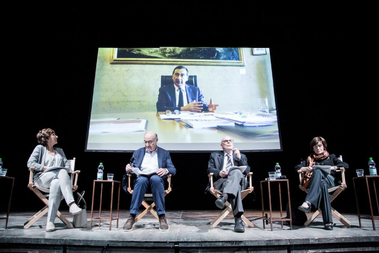 Il videomessaggio di Giuseppe Sala, Sindaco di Milano e primo firmatario della Carta, introduce l'incontro