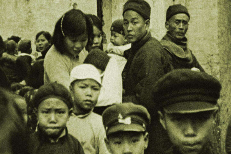 Le immagini della Shanghai degli anni '30 e '40