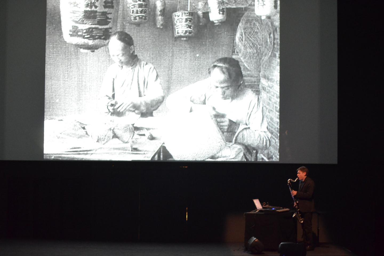 Roberto Paci Dalò porta in scena Ye Shanghai