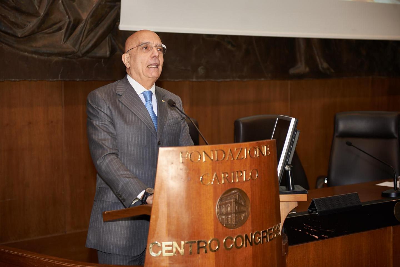 L'intervento del Senatore Gabriele Albertini