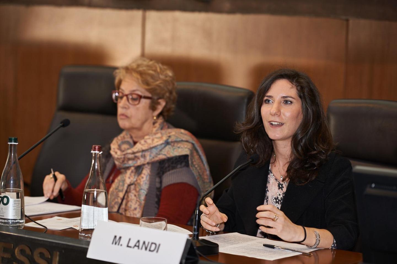 Martina Landi, responsabile redazione Gariwo