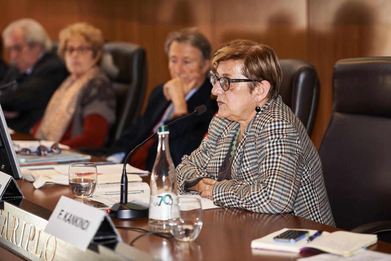 Annalia Guglielmi, rappresentante Gariwo nel comitato Giardino dei Giusti di Varsavia