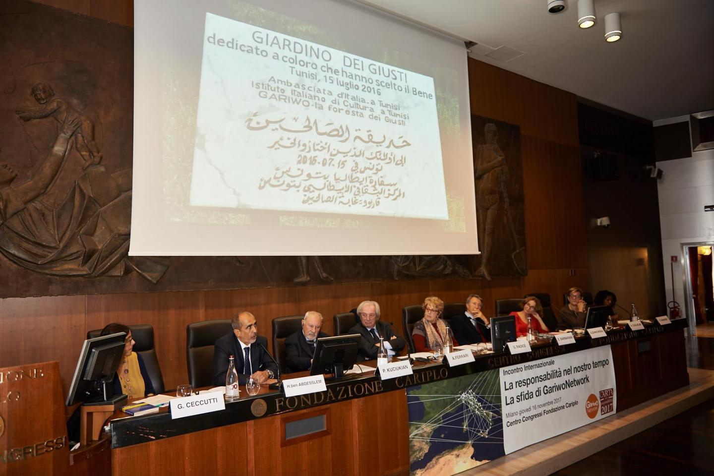 Hamadi ben Abdesslem, Giusto contro il terrorismo nei Giardini di Tunisi e Milano