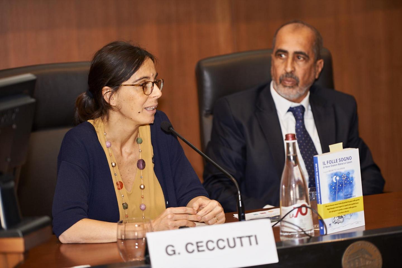 Giulia Ceccutti, Amici NSWAS Italia