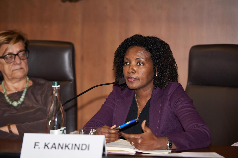 Françoise Kankindi, presidente Bene Rwanda