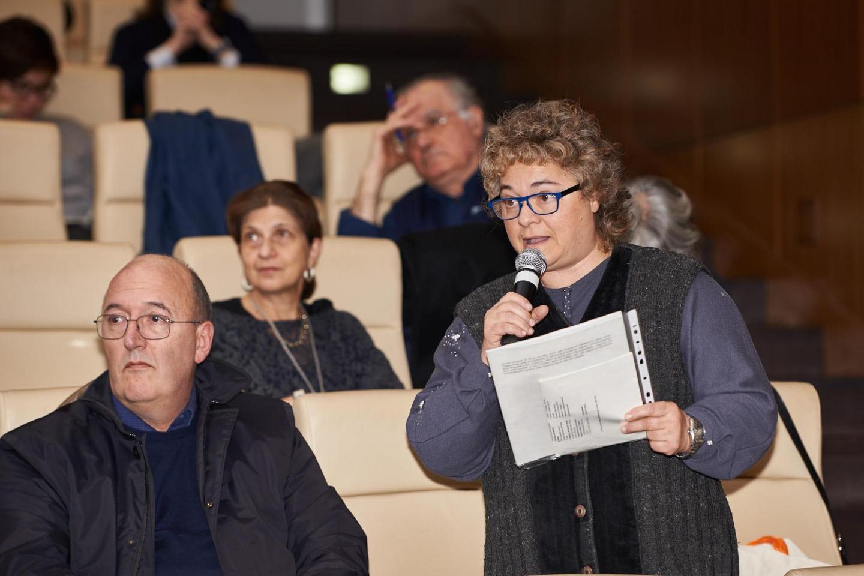 Maria Rita Cameli, docente referente Giardino dei Giusti di Offida