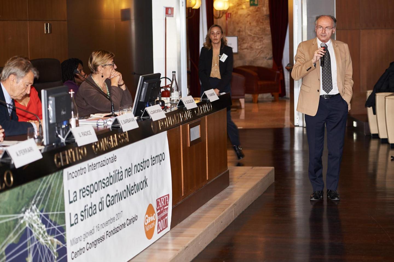 Moreno Bernasconi parla del futuro Giardino dei Giusti di Lugano