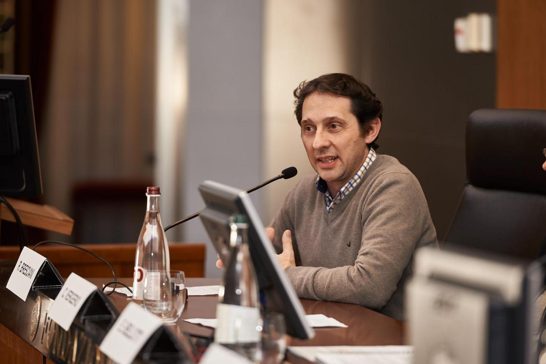 Ruggero Bresciani, presidente del Comitato Giardino dei Giusti di Calvisano