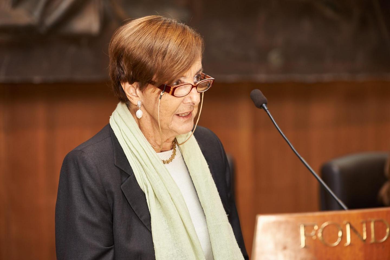 Anna Maria Samuelli, Responsabile commissione didattica di Gariwo