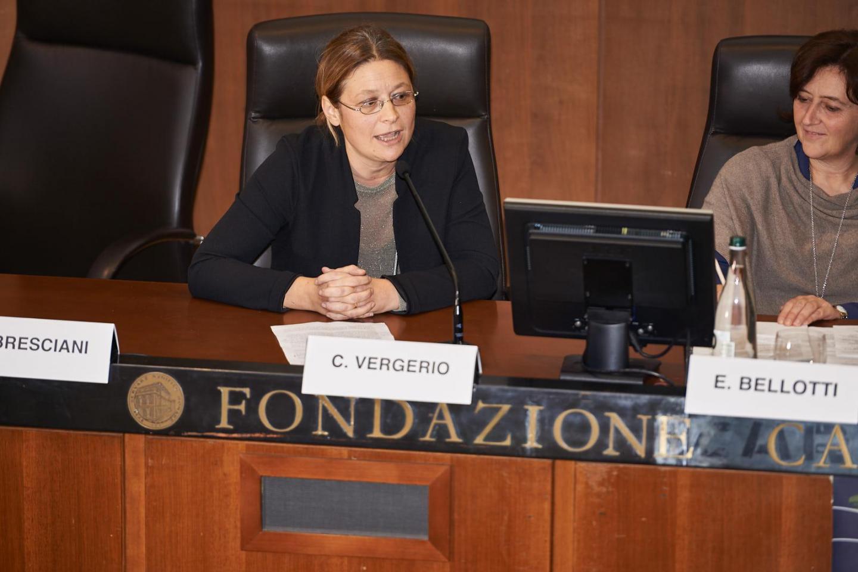 Carolina Vergerio, docente referente Giardino Vercelli