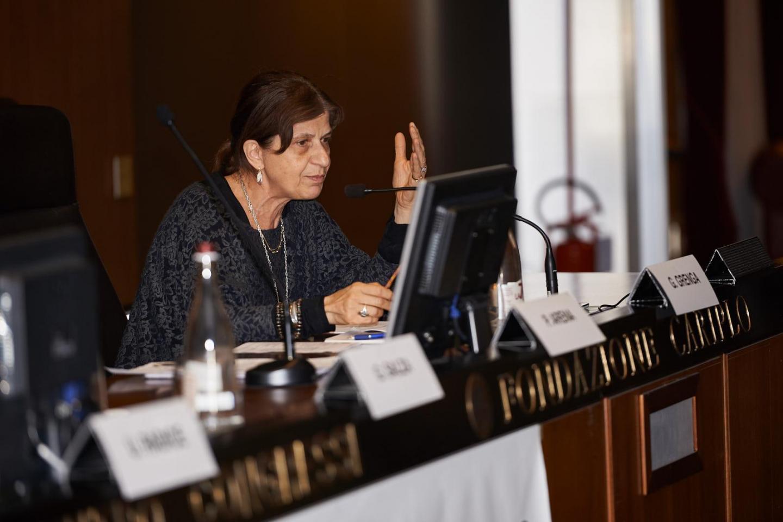 Giovanna Grenga, docente referente Progetto pilota di Roma