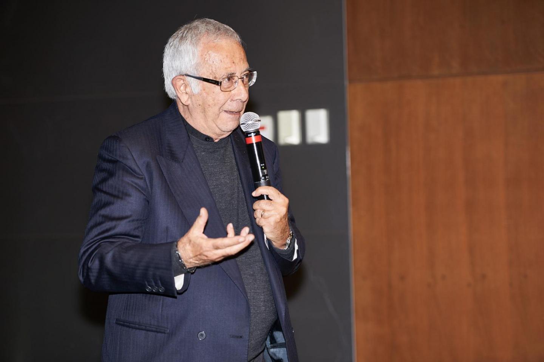 Zaccaria Gallo, referente Giardino dei Giusti di Bisceglie