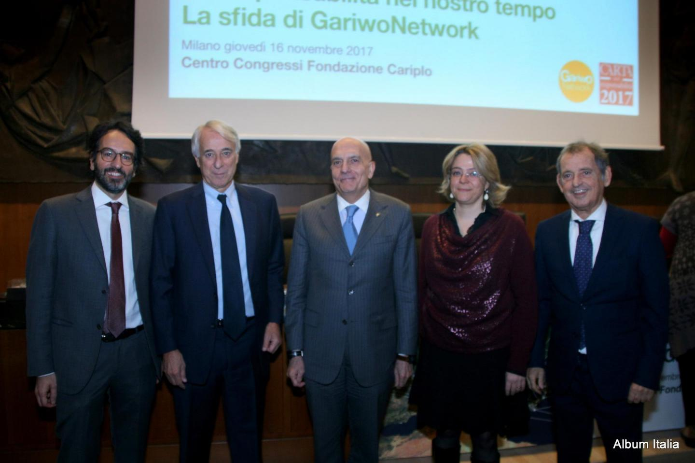 Lamberto Bertolé, Giuliano Pisapia, Gabriele Albertini, Anna Scavuzzo, Gustavo Adolfo Cioppa