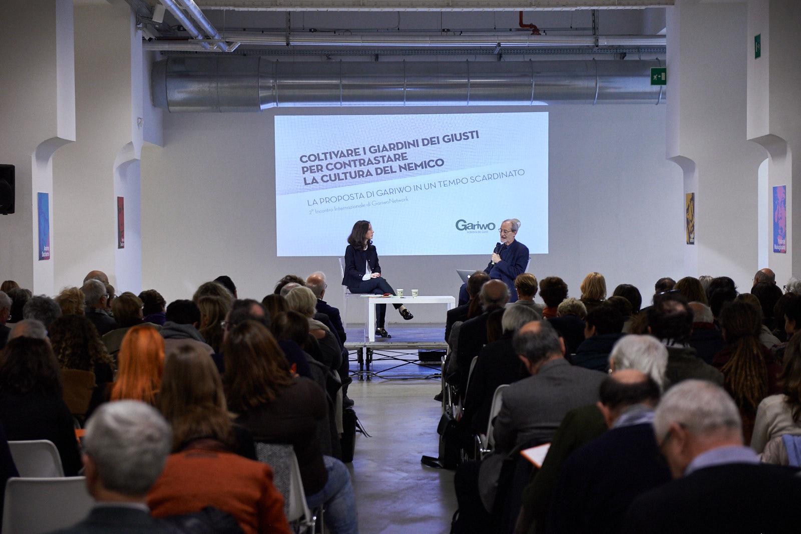 l'intervento di Pietro Barbetta, direttore del Centro Milanese di Terapia della Famiglia
