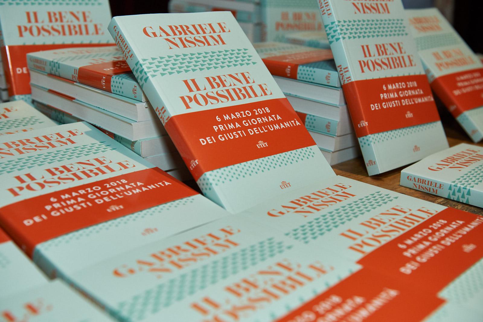 Il bene possibile (Utet) di Gabriele Nissim