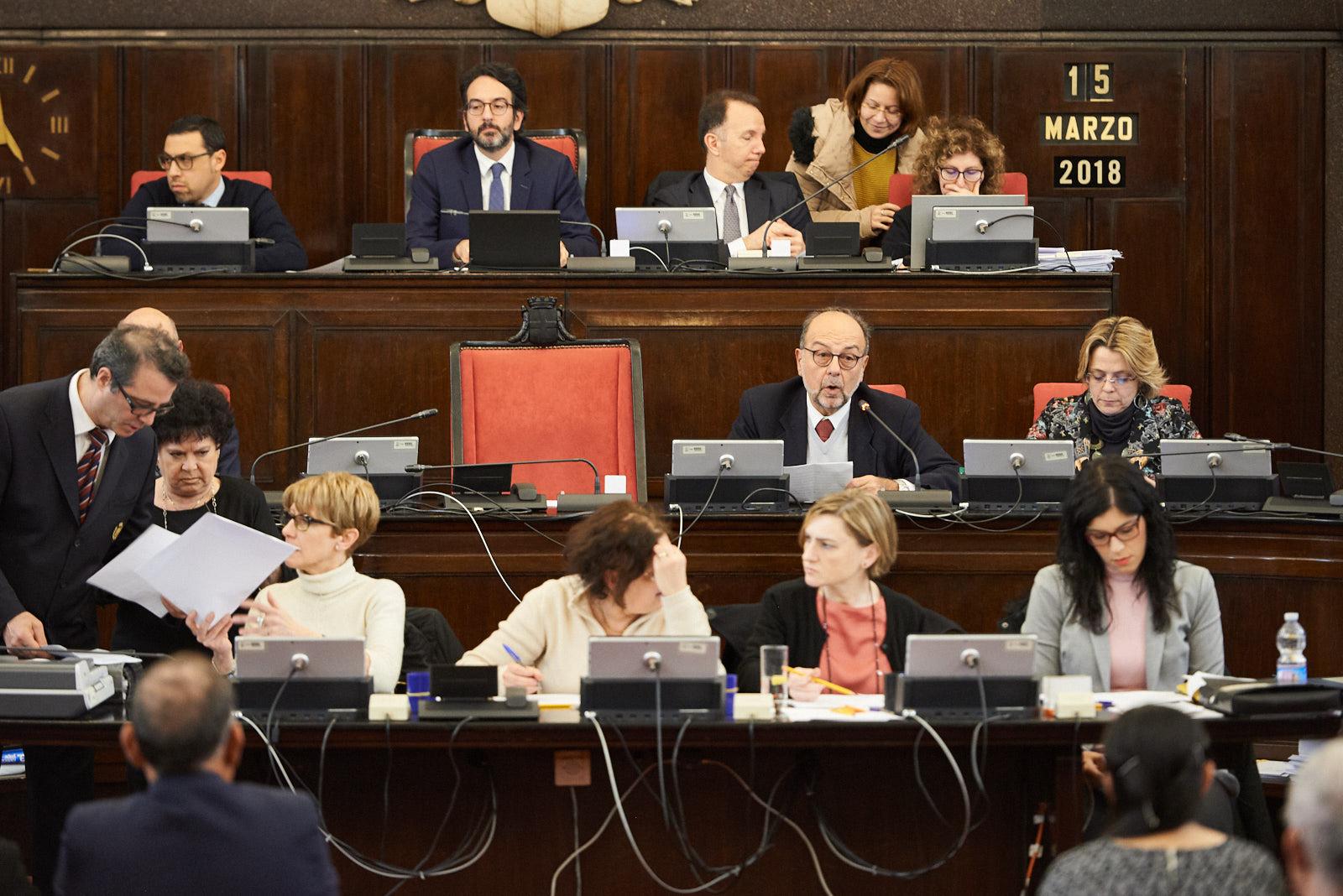 L'intervento di Giorgio Mortara, vicepresidente UCEI