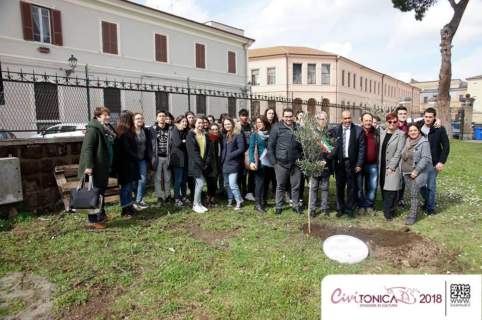 Al Giardino di Civita Castellana (foto Civitonica Stagione Cultura 2018)