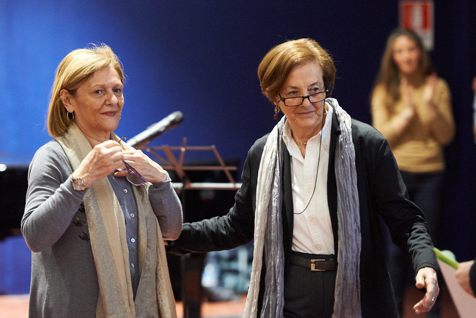 Franca Schiavon e Annamaria Samuelli