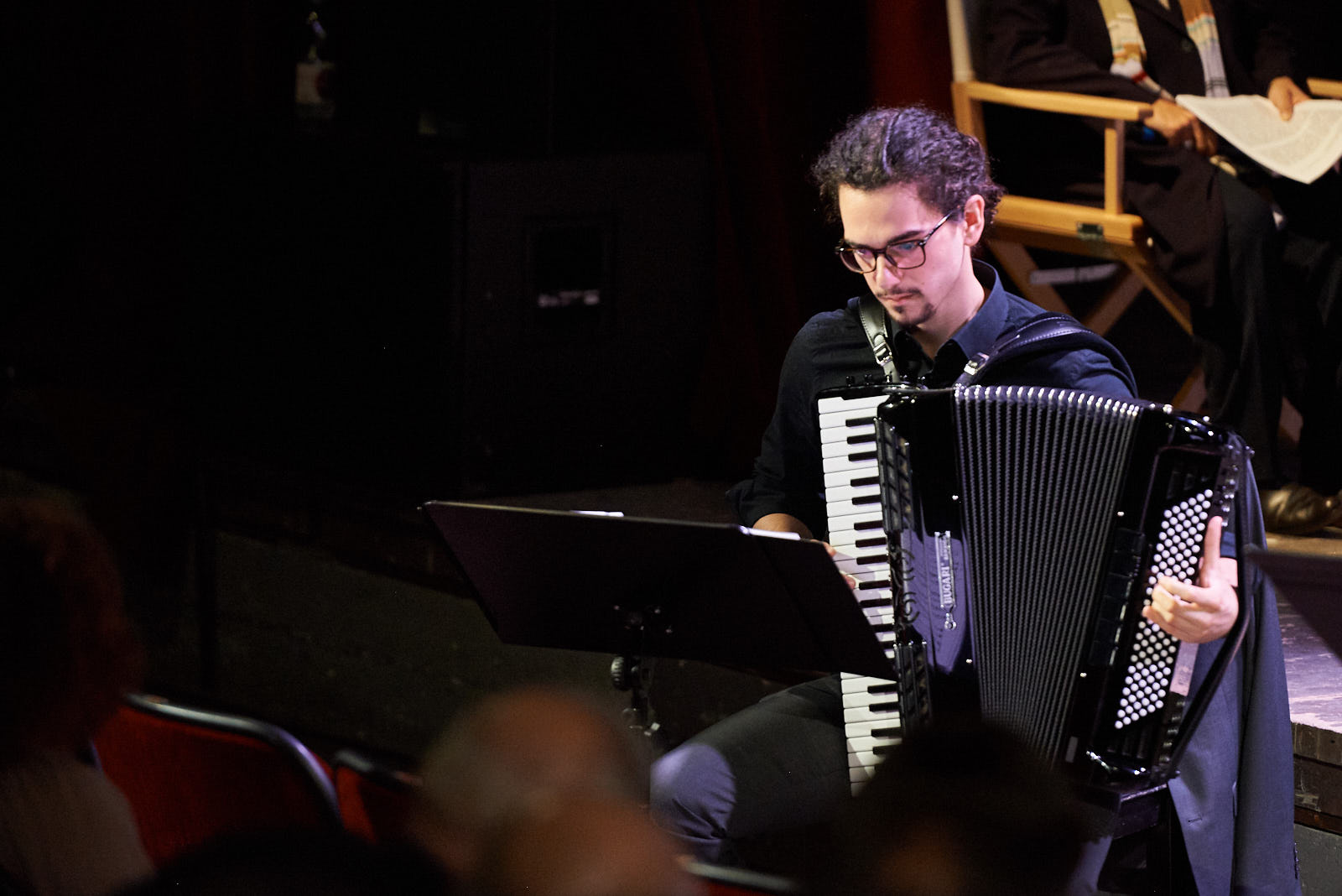 Intermezzi musicali a cura del gruppo Kletzmorim del Conservatorio di Milano