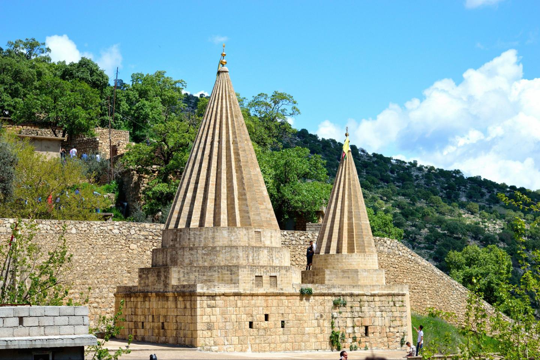 Il tempio di Lalish