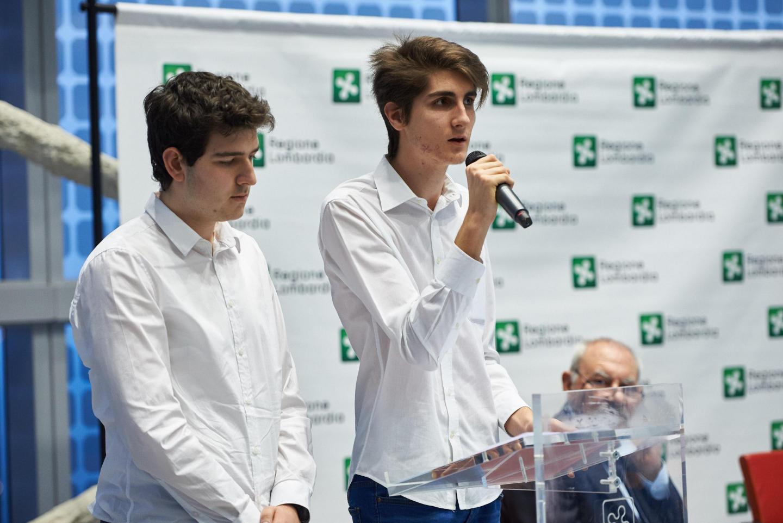 Davide Elli e Matteo Spotti