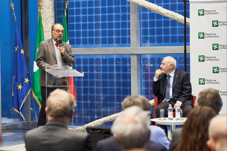 L'intervento di Giorgio Mortara, Vice Presidente UCEI