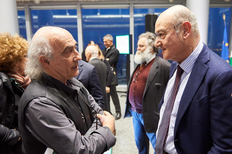 Gabriele Nissim e il Giusto Vito Fiorino